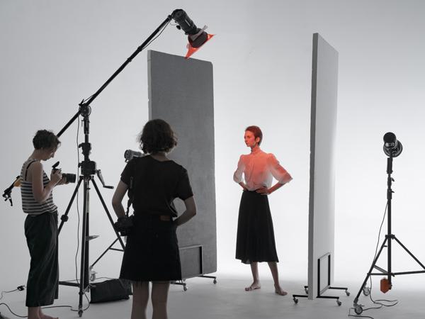 Студийная съёмка